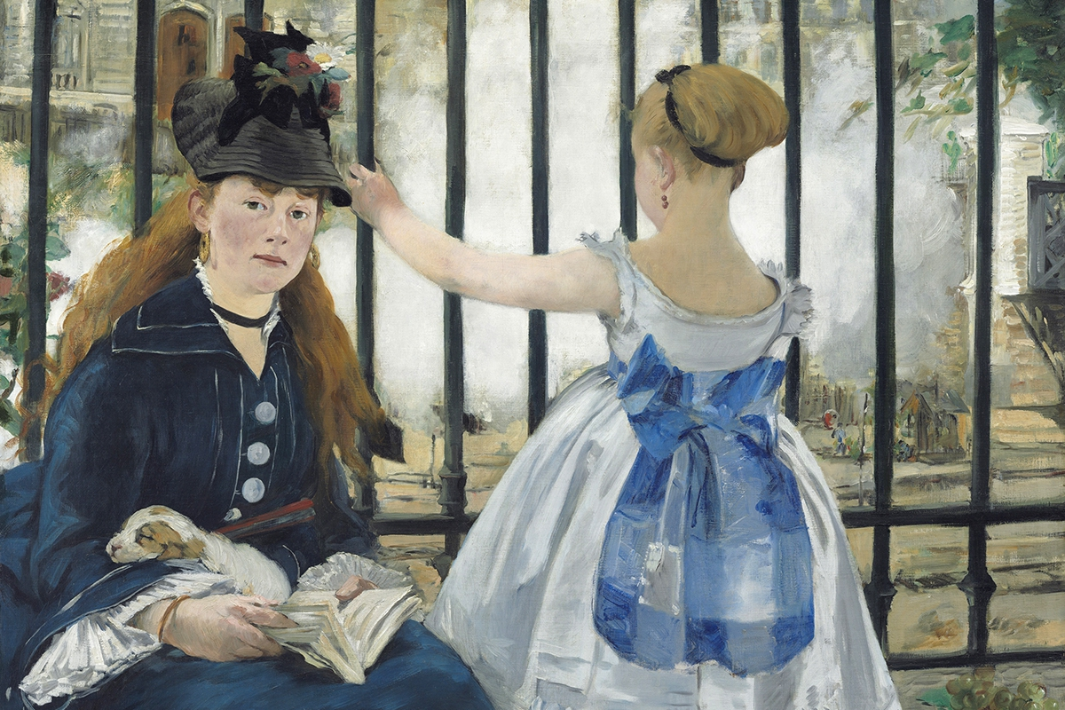 Édouard Manet, <em>The Railway</em>, 1873