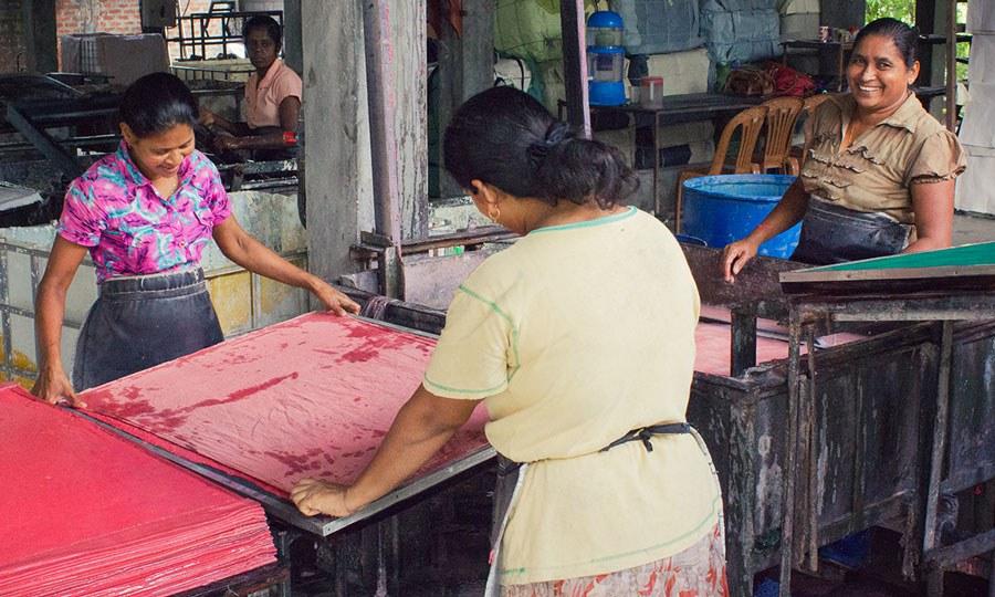 Mr. Ellie Pooh papermakers in Sri Lanka