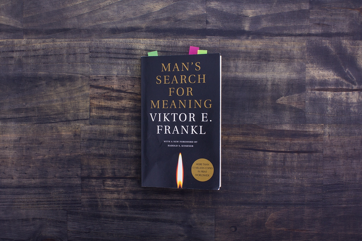 <em>Man's Search for Meaning</em> by Viktor E. Frankl