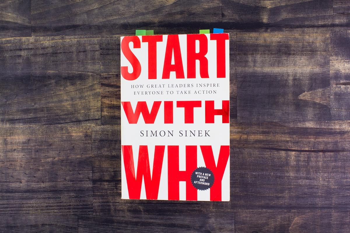 Start With Whyby Simon Sinek