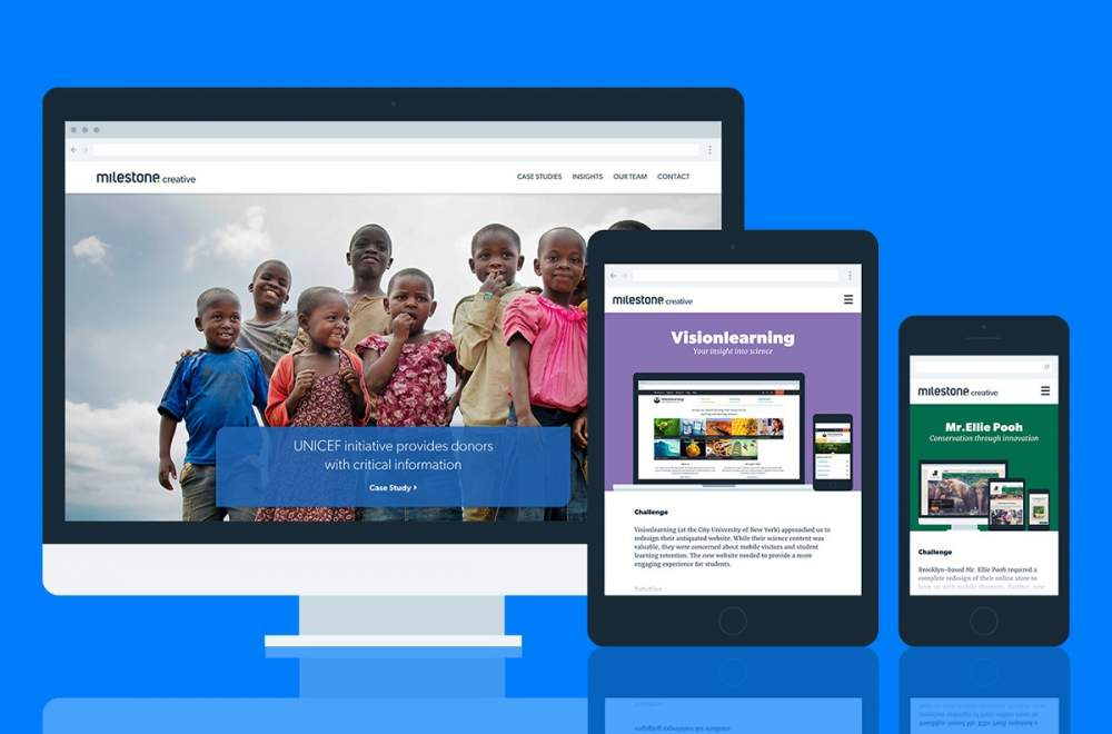 Our New Website Is Here: Learn How We Help Our Clients Create Global Change