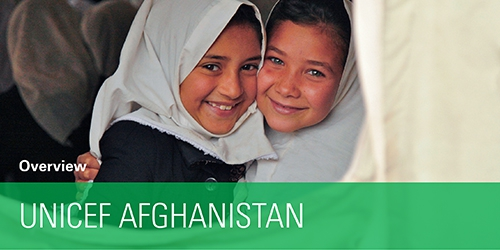 Avidano Digital designs UNICEF Afghanistan Briefs for DevSmartGroup